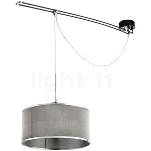 Lumina Moove 42 mit Dezentralisierungskit, Aluminium poliert
