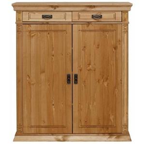 Home affaire Wäscheschrank »Vinales«, Breite 111 cm, beige