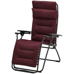 Relaxsessel  Futura Air Comfort ¦ rot ¦ Maße (cm): B: 71 H: 83 T: 113 Garten  Gartenmöbel  Gartenstühle » Höffner