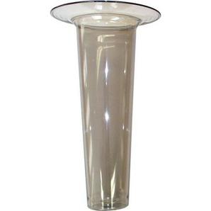 Plasti Bodenvaseneinsatz h 32-18,5 topas/transparent
