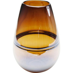 Vase Dallas Drop Braun 27cm