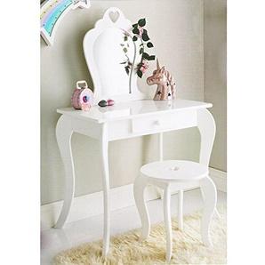 Amelia Waschtisch-Set, Weiß