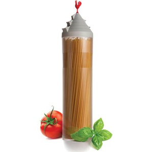 Aufbewahrungsdose mit Spaghetti-Maß Tower