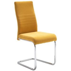 MCA furniture Freischwinger, gelb