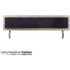 Hasena Oak-Vintage Zubehör Kissen Arona 120 cm / PK2 Kunstleder 303 beige