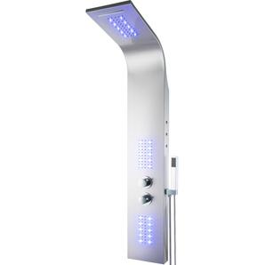 Duschpaneel LED Wasserfall