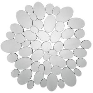 Spiegel TSCHAKKO aus Glas ca. 107 x 104 x 2,2 cm