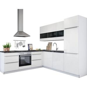 set one by Musterring Winkelküche ohne E-Geräte »Siena«, Breite 245x245 cm