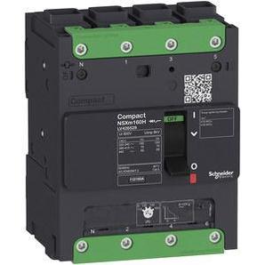 SCHNEIDER ELECTRIC Leistungsschalter NSXm 40 A TM40D 4P/3T 50kA/415V EverLink