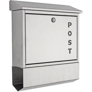 Heibi Briefkasten mit Schriftzug Post