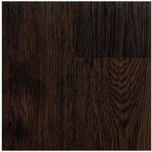 BODENMEISTER Vinylboden »Furlana«, Diele Eiche dunkel, Breite 200/300/400 cm