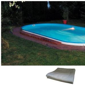 BWT - Best Water Technology Ovalpool »Premium«, versch. Größen, Höhe: 120 cm, inkl. Bodenschutzvlies