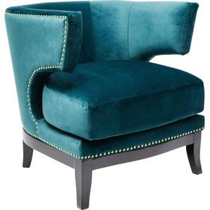 Sessel Art Deco Grün