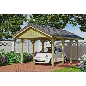 Carport Sauerland  380 x 600 cm imprägniert