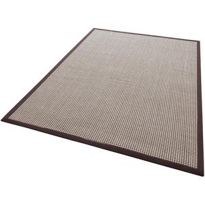 Teppich Issa my home rechteckig Höhe 7 mm maschinell gewebt