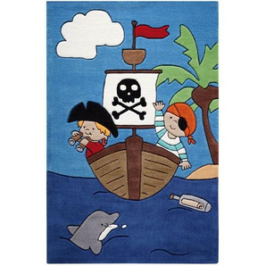 Kinderteppich Pirate Kids