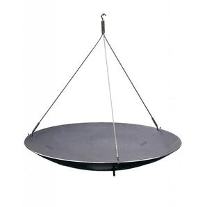 Nielsen Wok, Ø 50 cm, für 600 Serie, unbehandelter Stahl