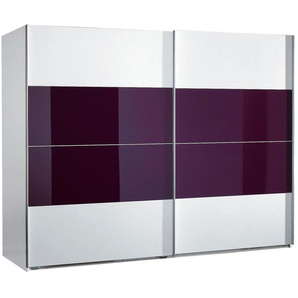 Wimex Schwebetürenschränke »Easy«, Breite 180 cm, lila