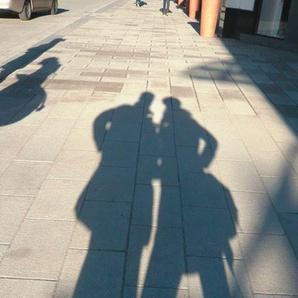 Fototapete »Schatten«, mehrfarbig, FSC®