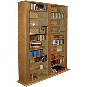 cd dvd regale von amazon preise qualit t vergleichen m bel 24. Black Bedroom Furniture Sets. Home Design Ideas