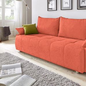 Collection Ab Schlaf-Sofa, orange