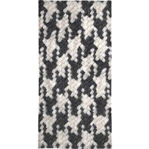 Strandtuch »Houndstooth Pattern«, Juniqe, Weiche Frottee-Veloursqualität