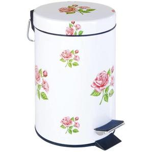 Romantischer Kerzenhalter Fein Verarbeitet Schirmständer Papierkorb Im Floralen Design