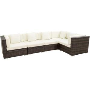 garten loungem bel in braun preise qualit t vergleichen m bel 24. Black Bedroom Furniture Sets. Home Design Ideas
