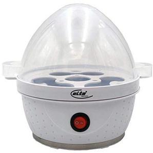 Elta EK-114 Eierkocher, weiß / 1-7 Eier / 360 Watt
