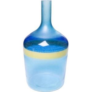 Vase blue River 47cm