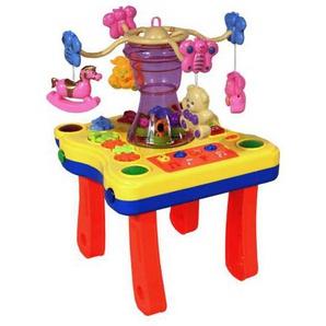 ARTI Lerntisch Spieltisch 668-75 ML Lernspaß Tisch Musiktisch