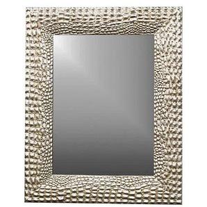 Rahmenspiegel Silber lackiert ca. 57 x 157 x 3,5 cm