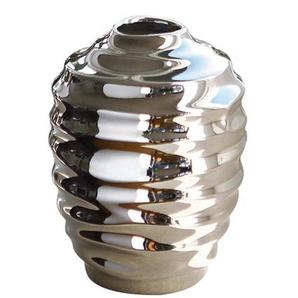 Fink MOJO/Vase silber H.13cm MOJO