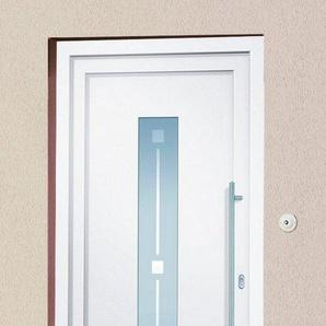 Roro Aluminium-Haustür »Andorra« BxH: 100x200 cm weiß