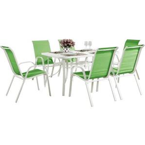 Gartenmöbel aus Textilen Cordoba - Phoenix - Grün - HABITAT ET JARDIN