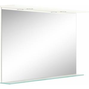 OPTIFIT Spiegel »Wien« mit LED-Beleuchtung, Breite 80 cm