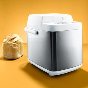 Brotbackmaschine - silber - Edelstahl -