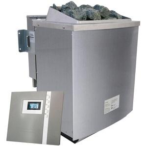 WOLFF FINNHAUS Bio-Kombiofen 9 kW, mit ext. Steuerung