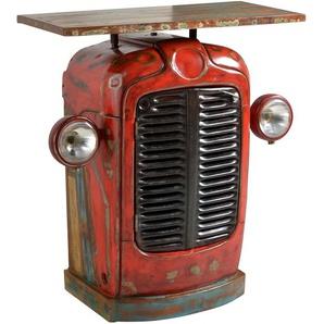 Sit-möbel Kommode »Traktor«, rot, pflegeleichte Oberfläche, FSC®-zertifiziert
