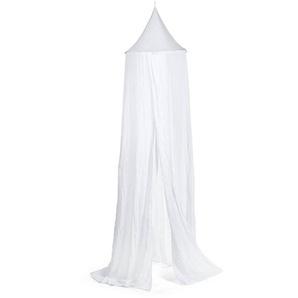 Baldachin, D:50cm x H:230cm, weiß