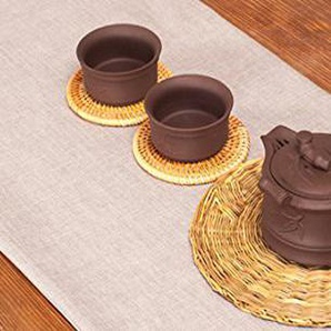 THUNFER Tee-Set Zisha Tee-Set Zisha Tee-Topf Schnell Tasse Einfache Tragbare Reise Keramik Kung Fu Tee-Set Reisetasche Neujahr Geschenk