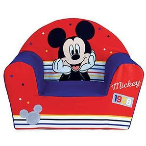 Fun House 713012 Kindersessel Disney Mickey Schaumstoff