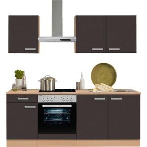 OPTIFIT Küchenzeile ohne E-Geräte »Odense« , Breite 210 cm