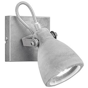TRIO Retrofit Wandlampe 1 flg CONCRETE Betongrau