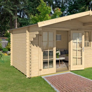 OUTDOOR LIFE PRODUCTS Gartenhaus »Orlando 28«, BxT: 400x440 cm, inkl. Fußboden