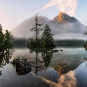 Natures Awakening - Daniel Fleischhacker - Leinwandbild