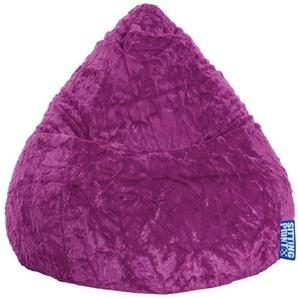 Sitting Point Sitzsack »Fluffy Beanbag XL«
