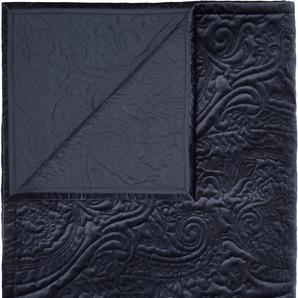 Essenza Tagesdecke »Roeby«, 270x265 cm, blau