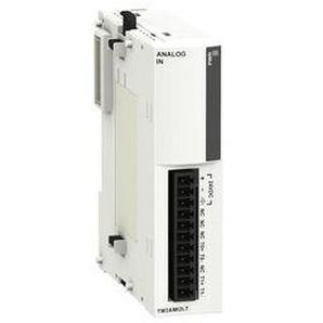 SCHNEIDER ELECTRIC Analog. Eingangsmodul M238, 2 E Thermoelement Niederpegel, Differenzialeingang