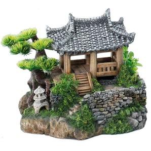 europet bernina Aquariumdekoration Korean-Cottage
